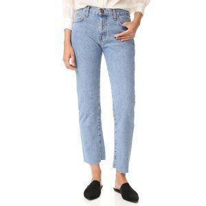 Current/Elliott The Original Straight Jeans NWT